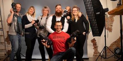 Fotokurs - Studio & Blitz Fotografie