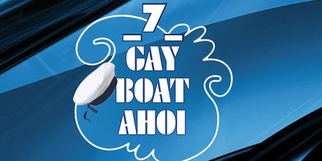 7. Gay Boat Ahoi Tickets