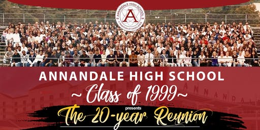 Annandale High School Class of 1999 - The 20 Year Reunion