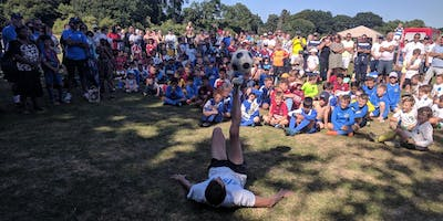 2019 Ruislip Rangers Football Tournament