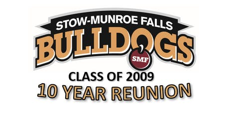 Stow Class of 2009 10 Year Reunion tickets