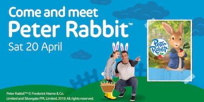 Peter Rabbit Meet & Greet