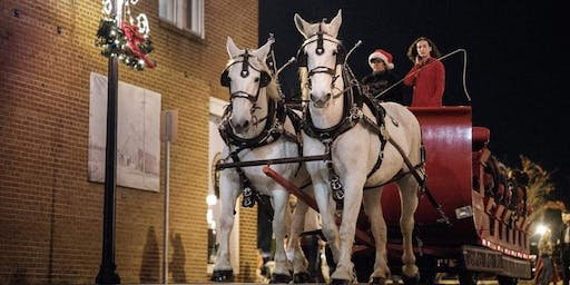 Downtown Sleigh Ride