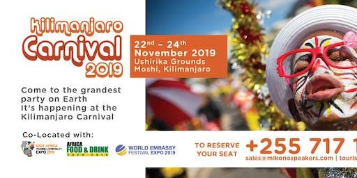 Kilimanjaro Carnival 2019