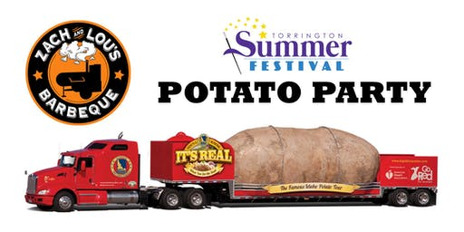Potato Party & Summer Festival Preview