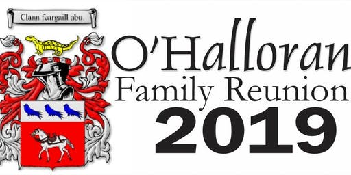 O'Halloran 2019 Family Reunion