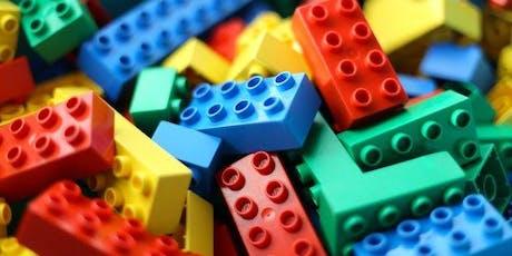 Lego Bingo tickets
