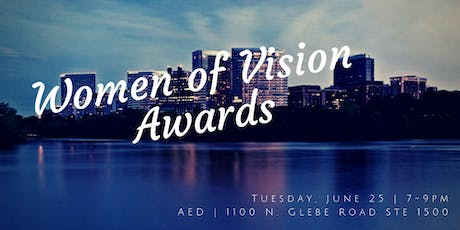 2019 Women of Vision Awards tickets