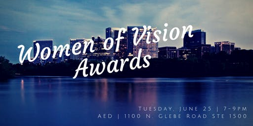 2019 Women of Vision Awards