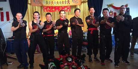 Learn Traditional Wing Chun (Ip Man) - for self defence tickets