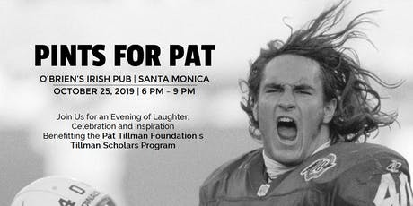 Inaugural Pints for Pat Event: Los Angeles - Comedy for a Cause tickets