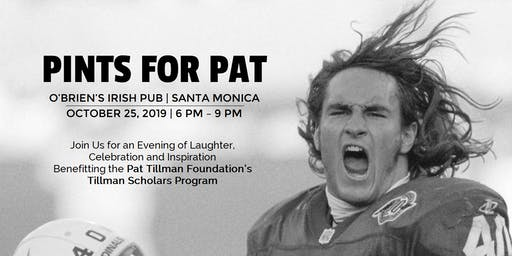 Inaugural Pints for Pat Event: Los Angeles - Comedy for a Cause