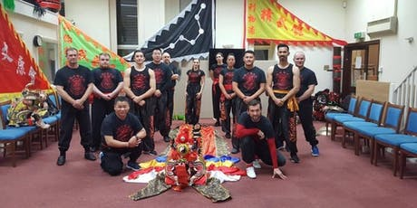 Learn Southern Chinese Martial Arts Kung Fu (Self Defence and Fitness) tickets