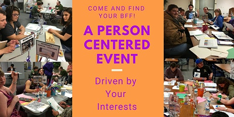 The BFF Project Event for Adult Participants (18+) tickets