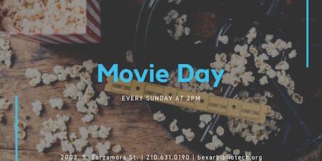Movie Day tickets