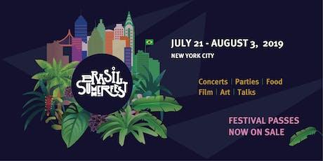 BRASIL SUMMERFEST 2019 FESTIVAL tickets