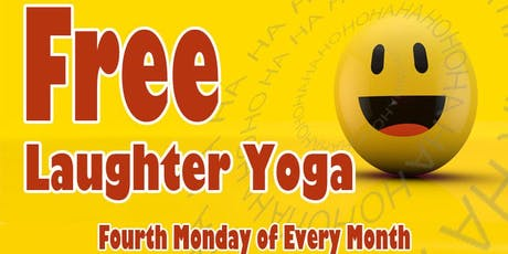 Laughter Yoga Session  tickets
