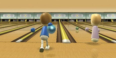 Wii Bowling tickets