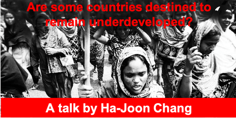 Are some countries destined to remain underdeveloped? tickets