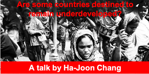 Are some countries destined to remain underdeveloped?