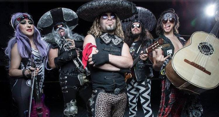 Metalachi: The World's Only Metal Mariachi Band!