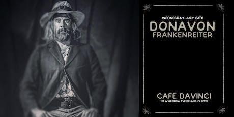 DONAVON FRANKENREITER - DELAND tickets