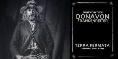 DONAVON FRANKENREITER - STUART