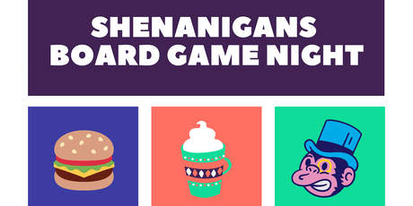 Manhattan Board Game Night tickets