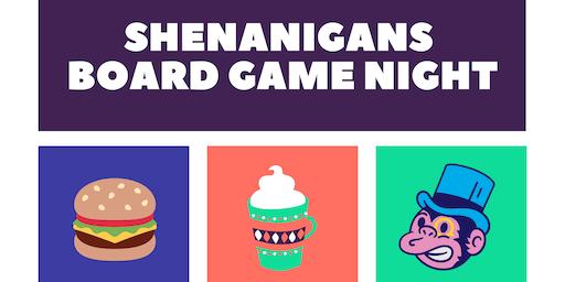 Manhattan Board Game Night