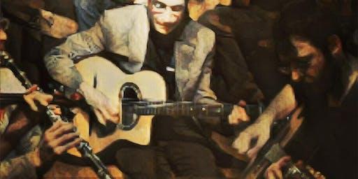 FREE! Le QuecumBar Gypsy Jazz & Swing Jam