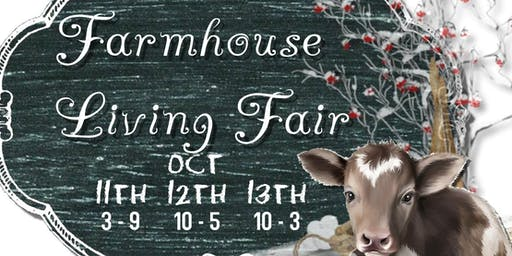 Whiskey & Wildflowers Farmhouse Living Fair & The WILD WILD WEST SHOW Oct 11 - 13 South Bend, IN