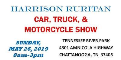 Harrison Ruritan Club Open Car Show 2019