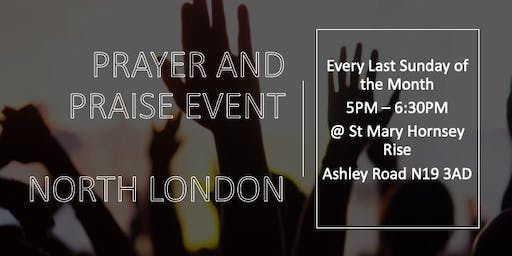 Prayer and Praise Worship Evening
