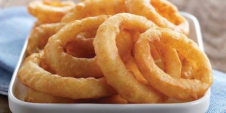 Helluva Burger Vegetarian Menu Tasting tickets