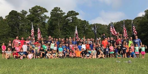 F3 Dads Camp Alabama 2019
