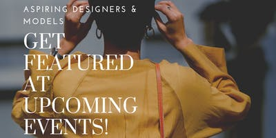 Open Call for Models & Fashion Designers for Image promotions & events