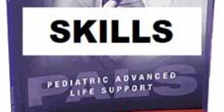 AHA PALS Skills Session October 25, 2019 from 3 PM to 5 PM at Saving American Hearts, Inc. 6165 Lehman Drive Suite 202 Colorado Springs, Colorado 80918. tickets