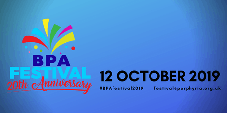 BPA 20th Anniversary Festival 2019 tickets