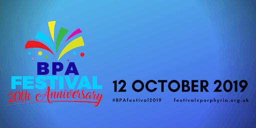 BPA 20th Anniversary Festival 2019