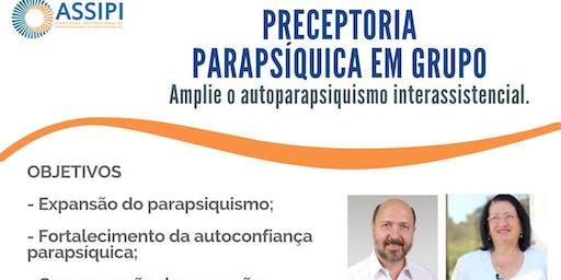 Preceptoria Parapsíquica em Grupo