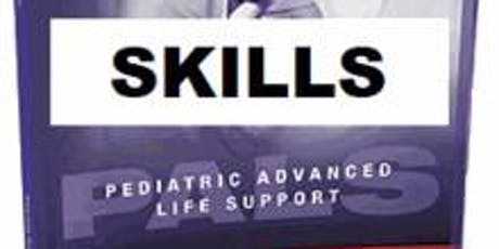 AHA PALS Skills Session October 30, 2019 from 3 PM to 5 PM Saving American Hearts, Inc. 6165 Lehman Drive Suite 202 Colorado Springs, Colorado 80918. tickets