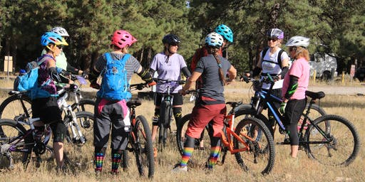 Glendo Endo Mountain Bike Skills Camp 2019