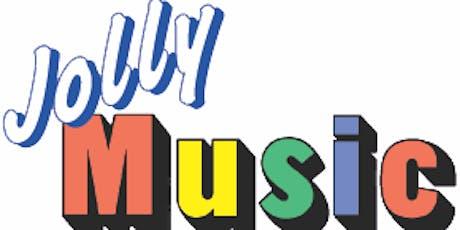 Jolly Music II Teach music skills with Jolly Music tickets
