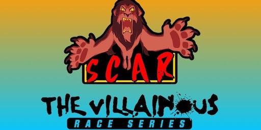 The Villainous 5K, 13M, 6-Hour Trail Races, & Official GORUCK Division
