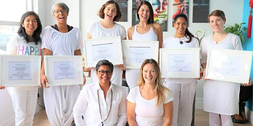 300hr Yoga Teacher Training - Hatha, Kundalini & Meditation
