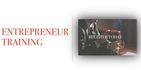 ENTREPRENEUR TRAINING tickets