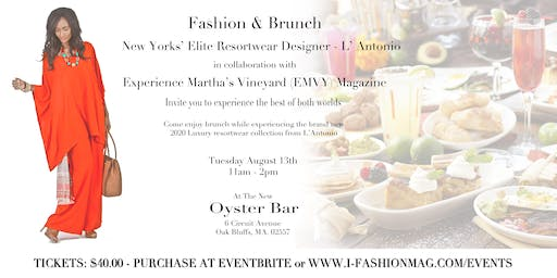 Fashion & Brunch on Martha's Vineyard