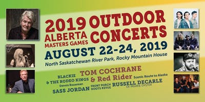 Outdoor Concerts & Beer Gardens (General Public) - Rocky Mountain House, AB