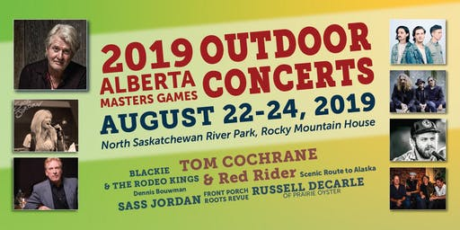 Outdoor Concerts & Beer Gardens (General Public), Rocky Mountain House, AB