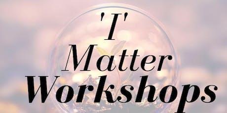 I Matter Workshops tickets